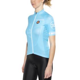 Bioracer Van Vlaanderen Pro Race Jersey Dames, blue